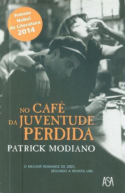 No café da juventude perdida (Patrick Modiano)
