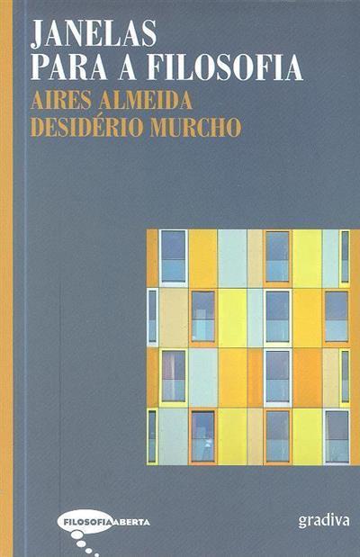 Janelas para a filosofia (Aires Almeida, Desidério Murcho)