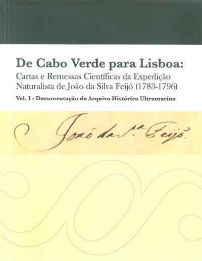 De Cabo Verde para Lisboa (coord. Ana Cristina Roque, Maria Manuel Torrão)