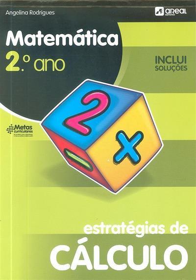 Estratégias de cálculo 2 (Angelina Rodrigues)