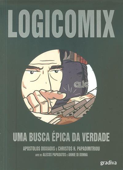 Logicomix (Apostolos Doxiadis, Christos H. Papadimitriou)