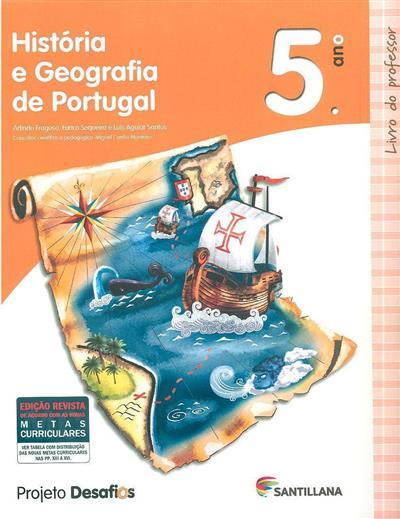 História e Geografia de Portugal, 5º ano (Arlindo Fragoso, Eurico Sequeira, Luís Aguiar Santos)
