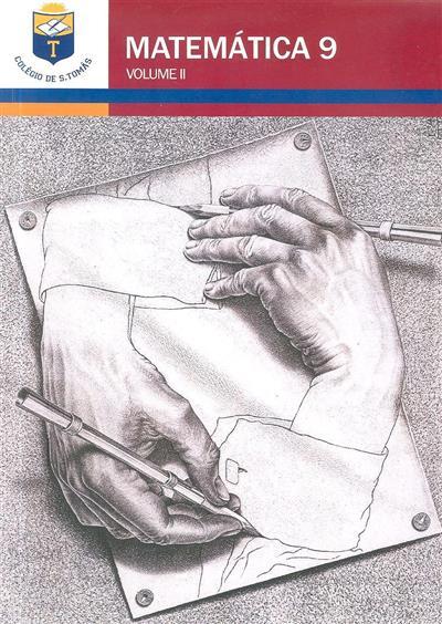 Matemática 9 (coord. Carlos Santos, Isabel Pestana de Andrade)