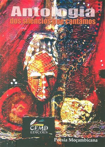 Antologia dos silêncios que cantamos (coord. lit. Delmar Maia Gonçalves)