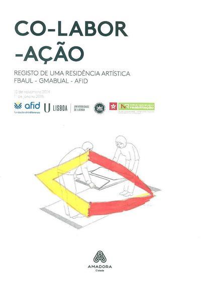 Co-labor-ação (org,. Câmara Municipal da Amadora, Fundação AFID)