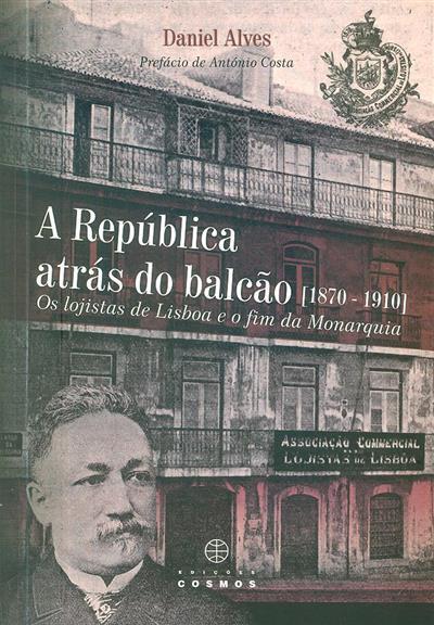 A República atrás do balcão (Daniel Alves)