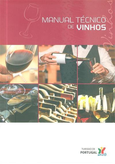 Manual técnico de vinhos (Carlos Freire Correia... [et al.])
