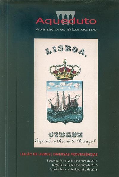 Leilão de livros (elab. José F. Vicente)