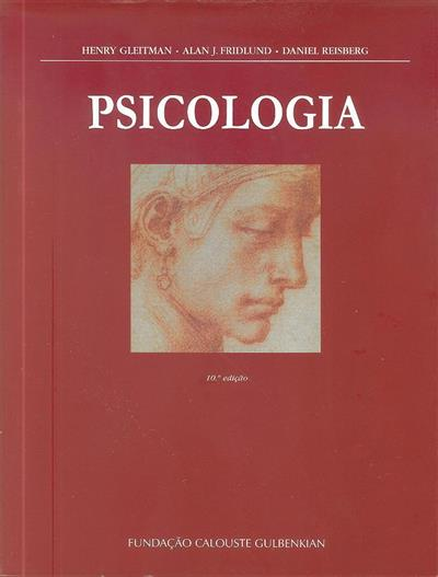 Psicologia (Henry Gleitman, Alan J. Fridlund, Daniel Reisberg)