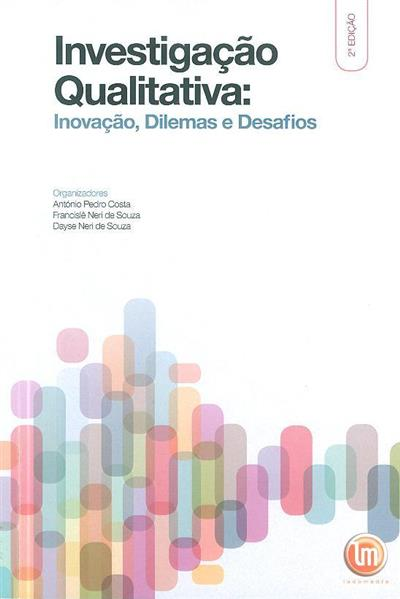 Investigação qualitativa (António Pedro Costa... [et al.])