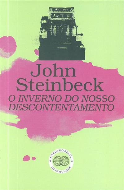 O inverno do nosso descontentamento (John Steinbeck)