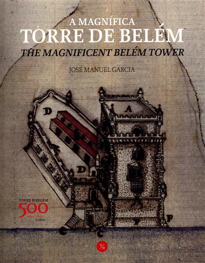 A magnífica Torre de Belém (José Manuel Garcia)
