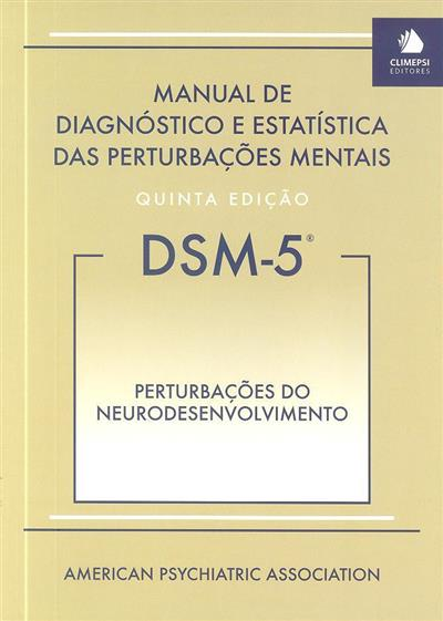 Perturbações do neurodesenvolvimento (ed. portuguesa João Cabral Fernandes)