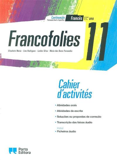 Francofolies 11 (Elisabete Maria... [et al.])
