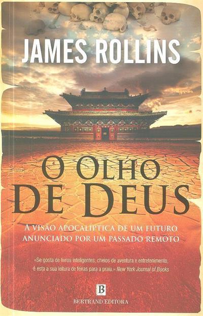 O olho de Deus (James Rollins)