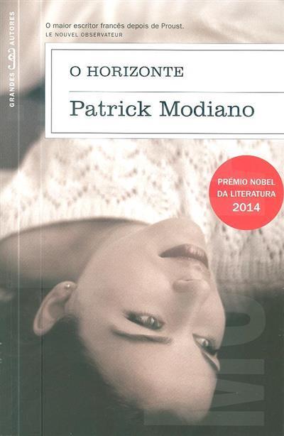 O horizonte (Patrick Modiano)