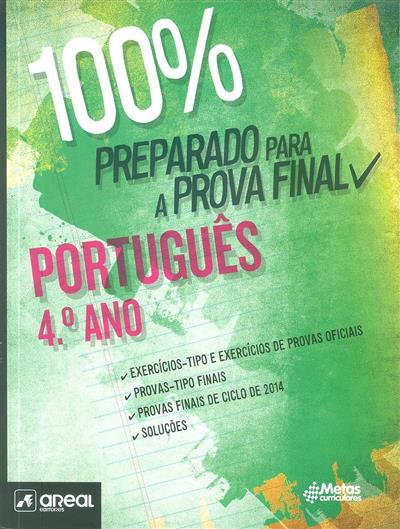 100% preparado para a prova final (ed. Areal Editores)