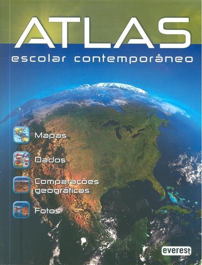 Atlas escolar contemporâneo (Eduardo García Ablanedo, Ana Rodríguez Vega)