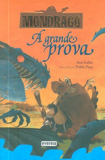 A grande prova (Ana Galán)