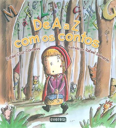 De A a Z com os contos (Rafael Cruz-Cantarini)
