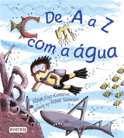 De A a Z com a água (Rafael Cruz-Cantarini)