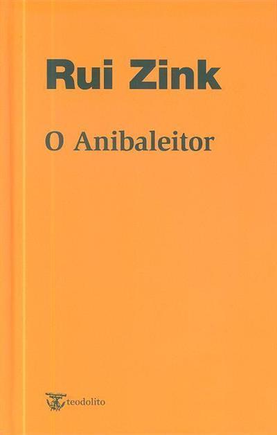 O Anibaleitor (Rui Zink)