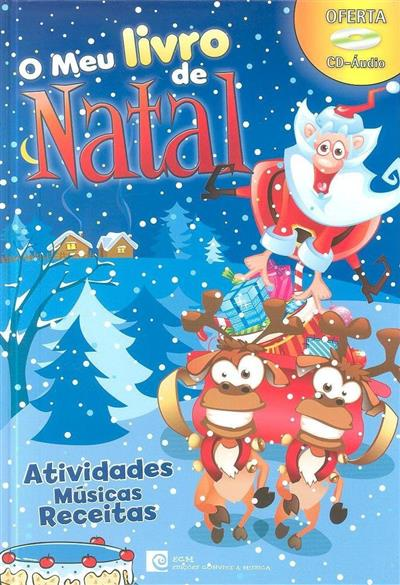 O meu livro de Natal (Fernando Paulo Gomes, Luís Matos)