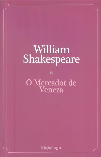 O mercador de Veneza