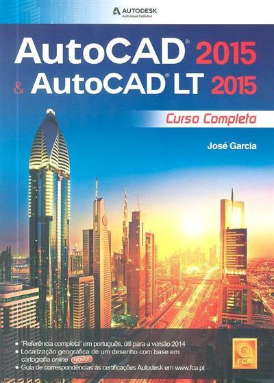 AutoCad 2015 & AutoCad Lt 2015 (José Garcia)