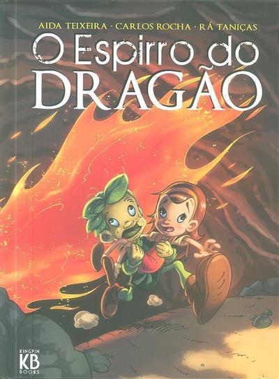 O espirro do Dragão (Aida Teixeira)