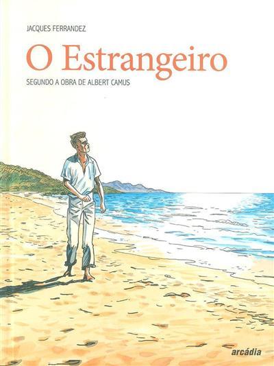 O estrangeiro (Jacques Ferrandez)