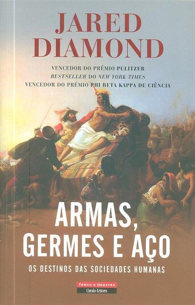 Armas, germes e aço (Jared Diamond)