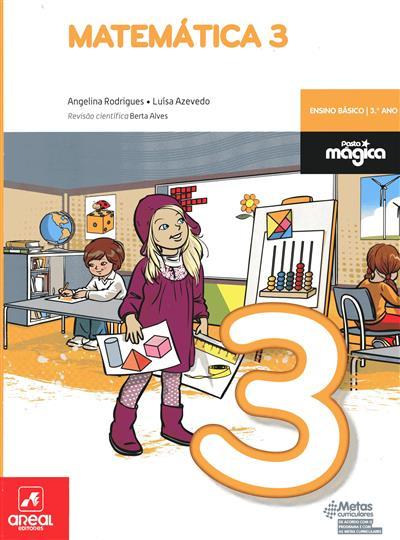 Matemática 3 (Angelina Rodrigues, Luísa Azevedo)
