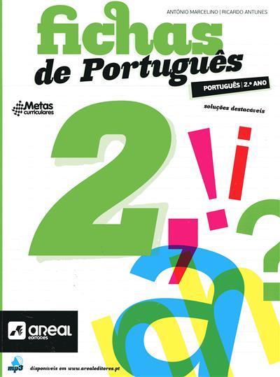 Fichas de português 2 (António Marcelino, Ricardo Antunes)