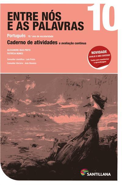Entre nós e as palavras 10 (Alexandre Dias Pinto, Patrícia Nunes)