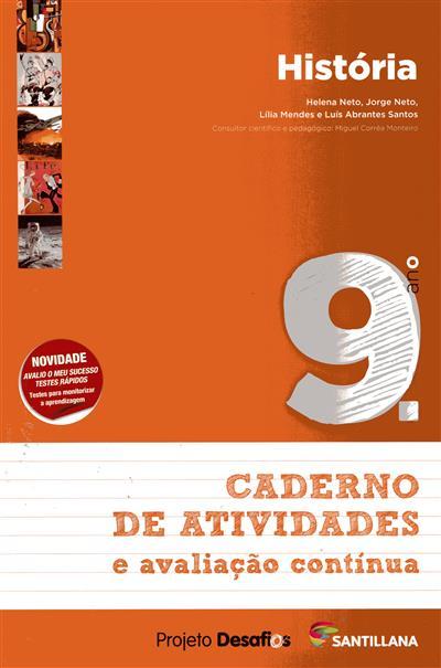 História, 9º ano (Helena Neto... [et al.])