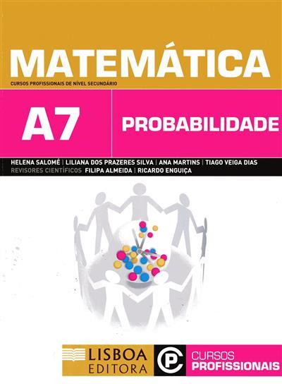 Matemática A7 (Helena Salomé... [et al.])