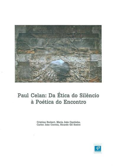 Paul Celan (Colóquio Internacional Paul Celan)