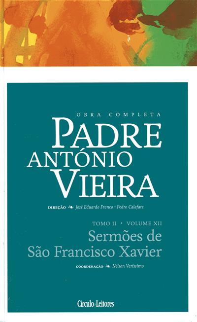 Sermões de São Francisco Xavier (coord. e introd. Nelson Veríssimo)