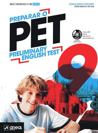 Preparar o PET (Susana de Almeida, Maria Teresa Gomes)
