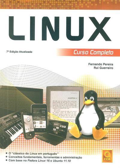 Linux (Fernando Pereira, Rui Guerreiro)