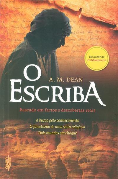 O escriba (A. M. Dean)
