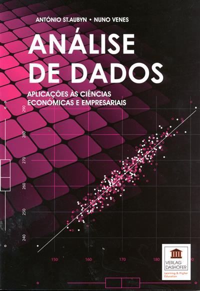 Análise de dados (António St. Aubyn, Nuno Venes )
