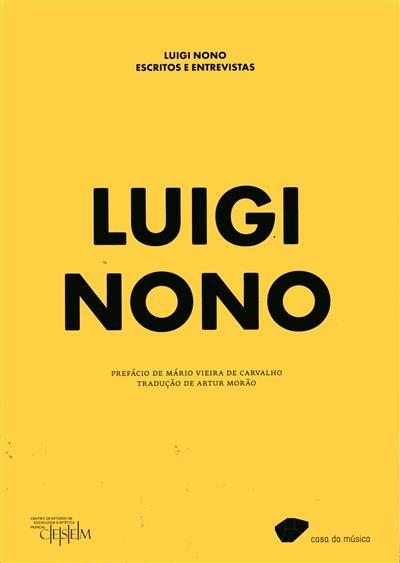 Luigi Nono (coord. Paulo Assis)