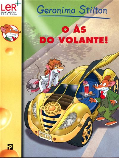 O ás do volante