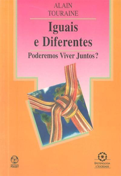 Iguais e diferentes (Alain Touraine)