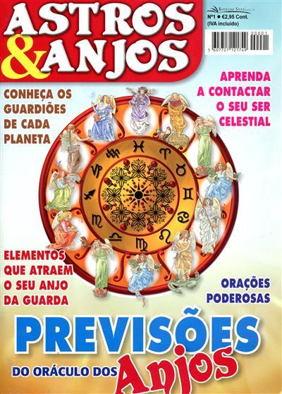 Astros & anjos (ed. Botelho Silva Edições)