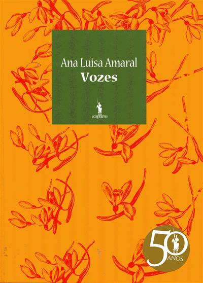 Vozes (Ana Luísa Amaral)