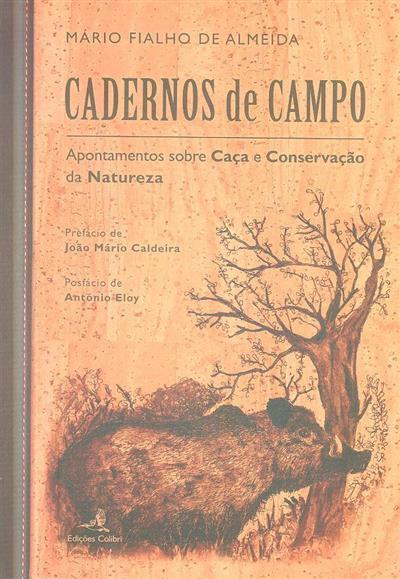 Cadernos de campo (Mário Fialho de Almeida)