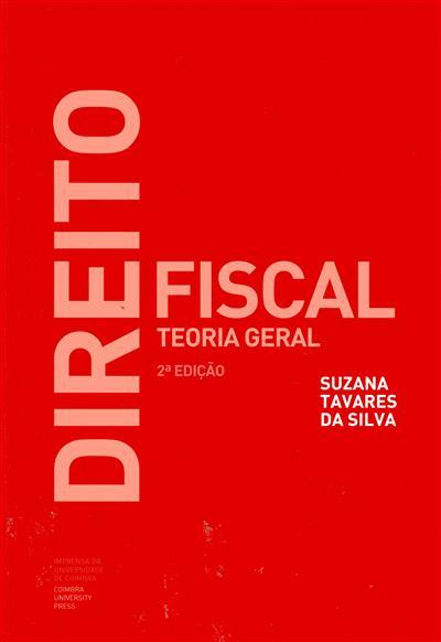 Direito fiscal (Suzana Tavares da Silva)